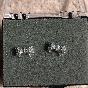 JUICY COUTURE bow earrings